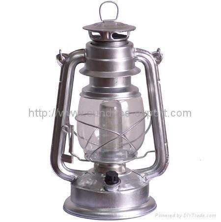 Hurricane-Style LED Lantern