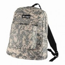 Everest Digital Camouflage Daypack