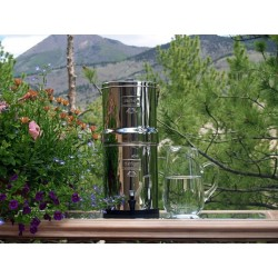 The Travel Berkey - Compact Water Filtration System