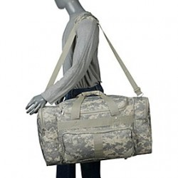Everest Digital Camouflage Duffel Bag