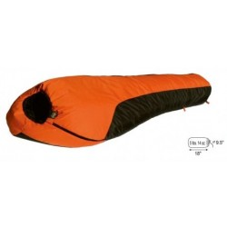 Rainier -20 Degree WATERPROOF Sleeping Bag, 5lbs  14 oz