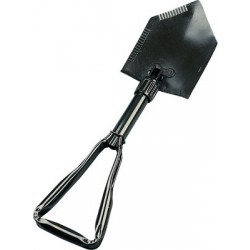 Heavy Duty Tri-Fold Military Style Shovel
