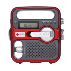 eton american red cross solarlink fr 360 emergency radio. Black Bedroom Furniture Sets. Home Design Ideas