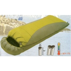 High Peak Comfort Lite Extra Long  Sleeping Bag,  20 degrees