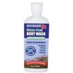 Rinse-Free Body Wash
