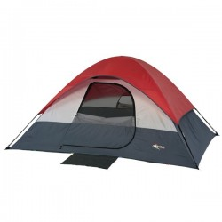 Wenzel Mountain Trails South Bend - 9' × 7' Tent - 3 to 4 Person