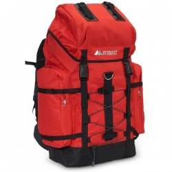 Everest Hiking Pack - Red