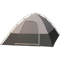 Adventure 6 Dome Tent (closed)