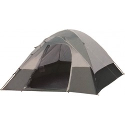 Adventure 6 Dome Tent (open)