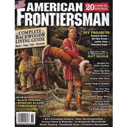 American Frontiersman Backwoods Living Guide 2018