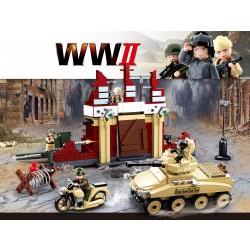 WWII - Battle Of Stalingrad (479 pcs)