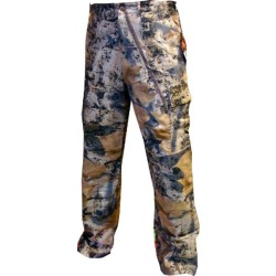 Prairie Ghost Camouflage Six Pocket Cotton Pants by World Famous Sports