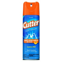 Cutter Insect Repellent - Unscented (6 oz)