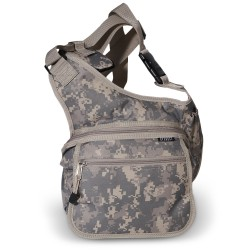 Everest Digital Camouflage Messenger Bag