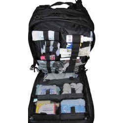 Stomp Medical Kit - Black Interior View