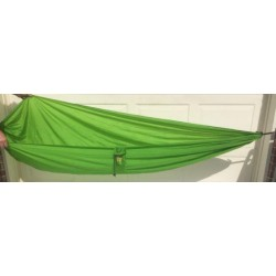 Hammock without mosquito net