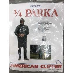 Laminated Nylon Parka - Small (packaging)