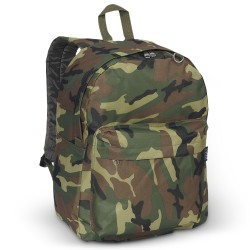 Everest Jungle Camouflage Classic Backpack