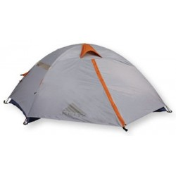 When the weather turns wet, a full-coverage rainfly goes on in minutes, and keeps the tent's interior completely dry while still allowing sufficient ventilation.