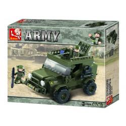 Land Forces Jeep (221 pcs)