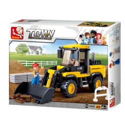 Construction Forklift Truck (212 pcs)