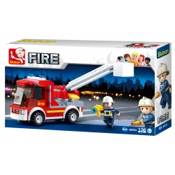 Small Fire Truck (136 pcs)