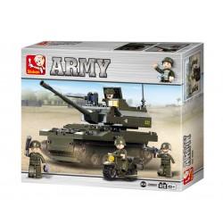 Land Forces K-9 Tank (258 pcs)
