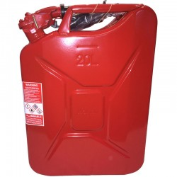 NATO Jerry Gas Can - Red