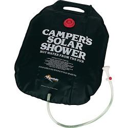 Camper's Solar Shower
