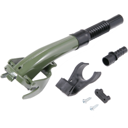 Nato Gas Can Nozzle - Green