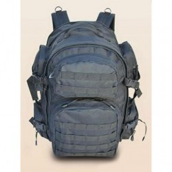 Explorer Tactical Backpack - Black
