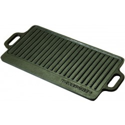 Texsport Pre-seasoned Cast Iron Griddle