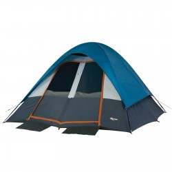 Wenzel Mountain Trails Salmon River 12x10x72 2-Room Dome Tent - with fly