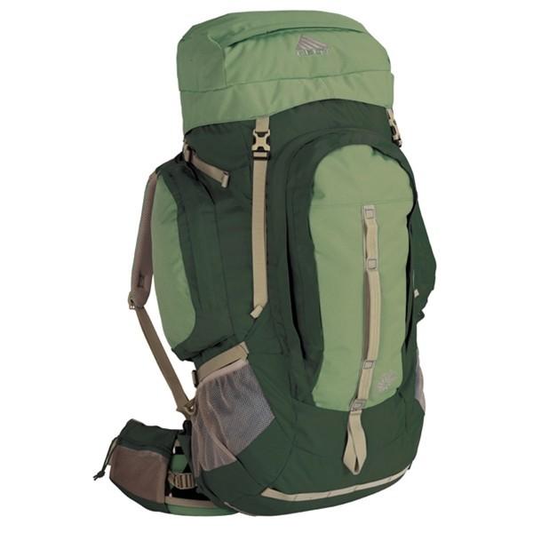 Kelty Women S Coyote 75 Internal Frame Backpack Jade