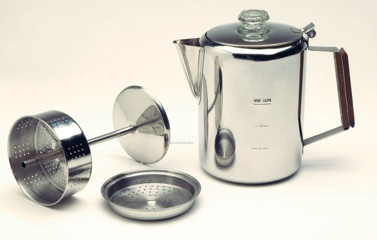 How To Use An Old Fashioned Coffee Percolator
