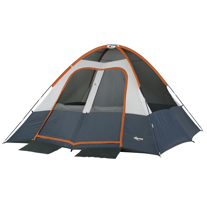Wenzel Mountain Trails Salmon River 12x10x72 2-Room Dome Tent  sc 1 st  C&ingMaxx.com & Mountain Trails Salmon River 12x10x72 2-Room Dome Tent