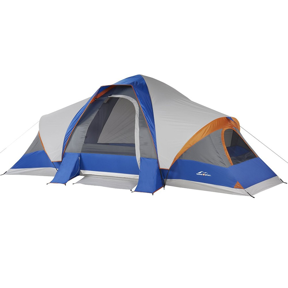 Suisse Sport Wyoming Tent - 8 Person  sc 1 st  C&ingMaxx.com & Sport Wyoming Tent - 8 Person