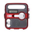 Eton American Red Cross Solarlink FR 360 Emergency Radio - Multiple Power Sources