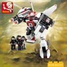 Space 3-In-1 Set: Caston - General Of Ruin (313 pcs)