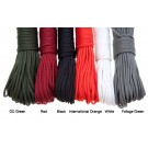 Paracord - 50'  - Assorted Colors - Made in USA !
