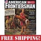 American Frontiersman Backwoods Living Guide 2018