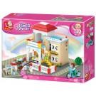 New Girls Dream - 380 Pcs Sweet Home (380 pcs)