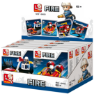 Fire 4-in-1 Display Box Assortment