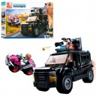 Police - Armored Assault Vehicle (293 pcs)