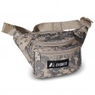 Everest Digital Camouflage Signature Fannypack or Waist Pack