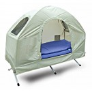 Heavy Duty Tent Cot - Twin Size