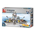Navy Destroyer Military Ship (461 pcs)