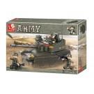 Armored Corps Tank (224 pcs)
