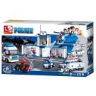 City Police Truck Station Kit (572 pcs)