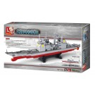 Navy Cruiser Military Ship (883 pcs)